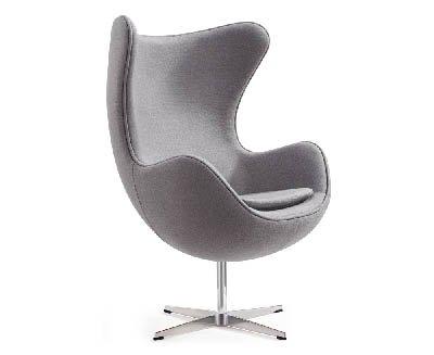 Design-Lehnsessel für Lounge, Warteraum, Lobby & Wohnzimmer